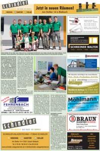 Presseartikel Wochenbericht zum Download